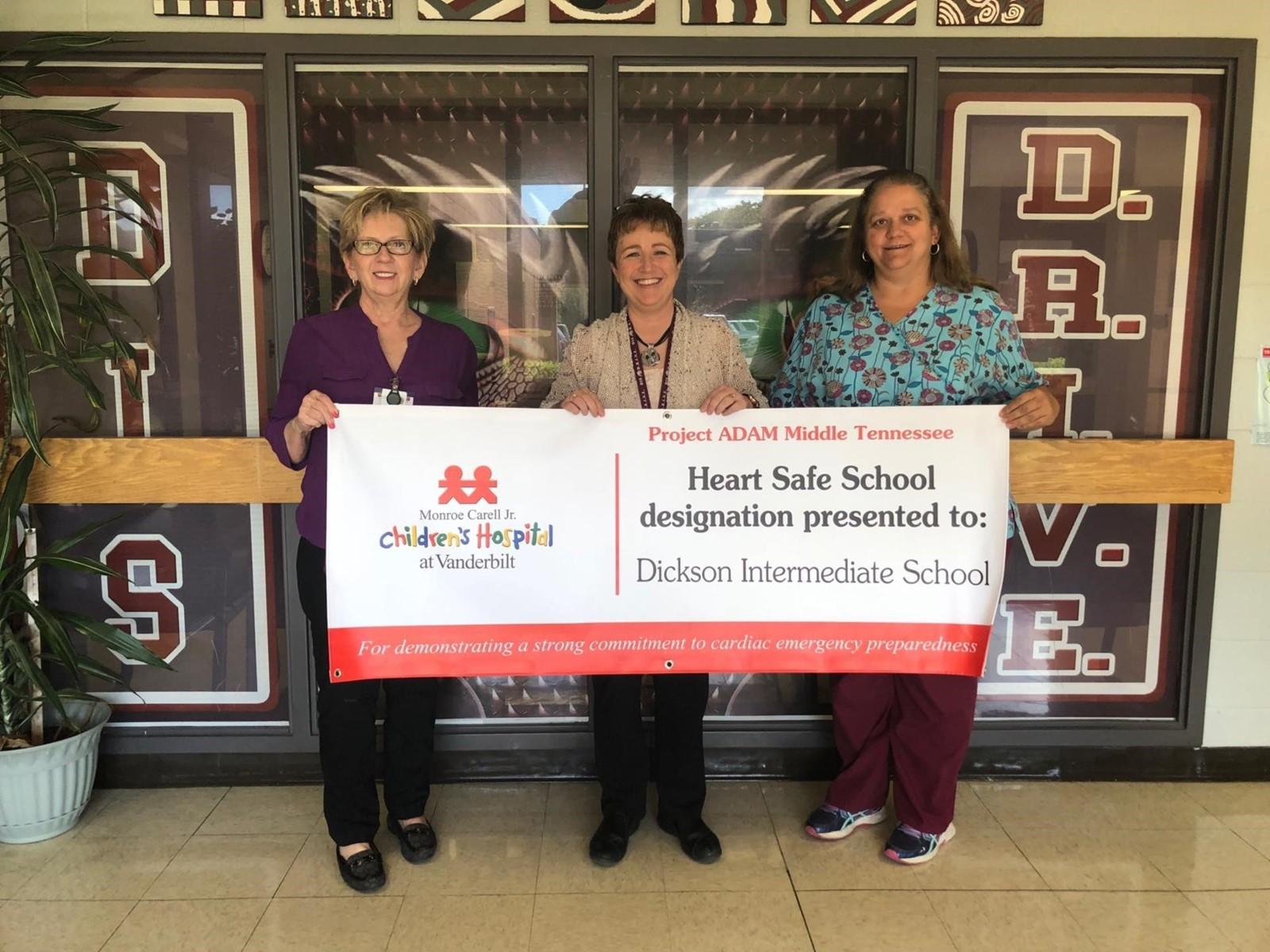 Heart Safe School