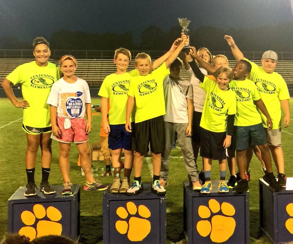 Fifth Grade Champions