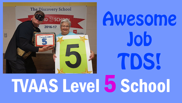 TDS TVAAS Level 5