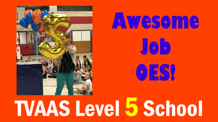 OES TVAAS Level 5 School