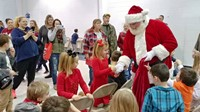 Christmas Program with Santa 2018