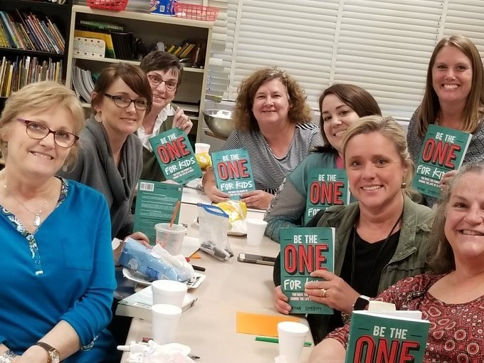 Dickson Elementary Book Club