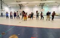 Mawre Group with Teachers
