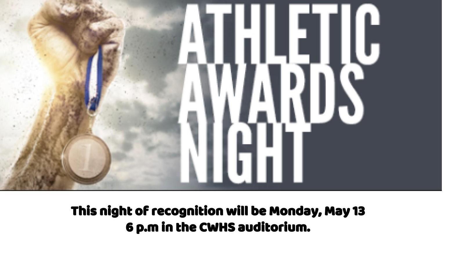 Athletic Awards Night
