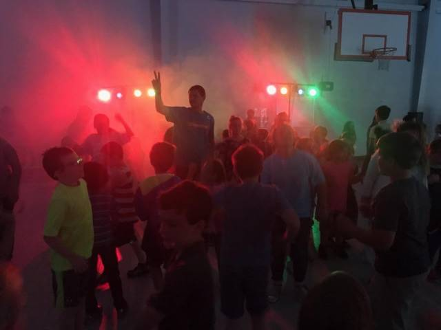 Dance Party for Testing 2019