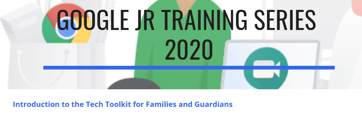 Google JR Training