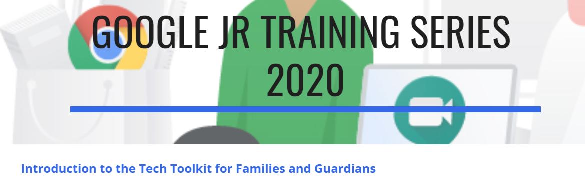 Google JR Training