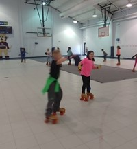 Skating in Gym Class 2020