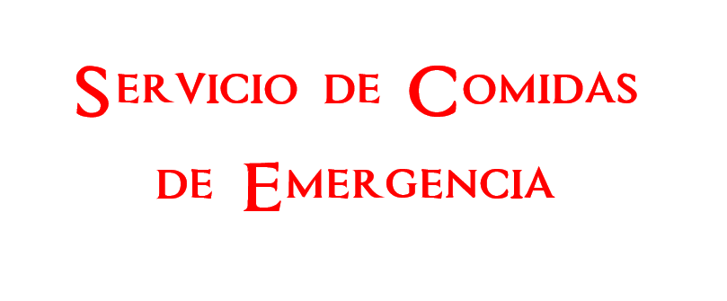 Emergency Meal Service