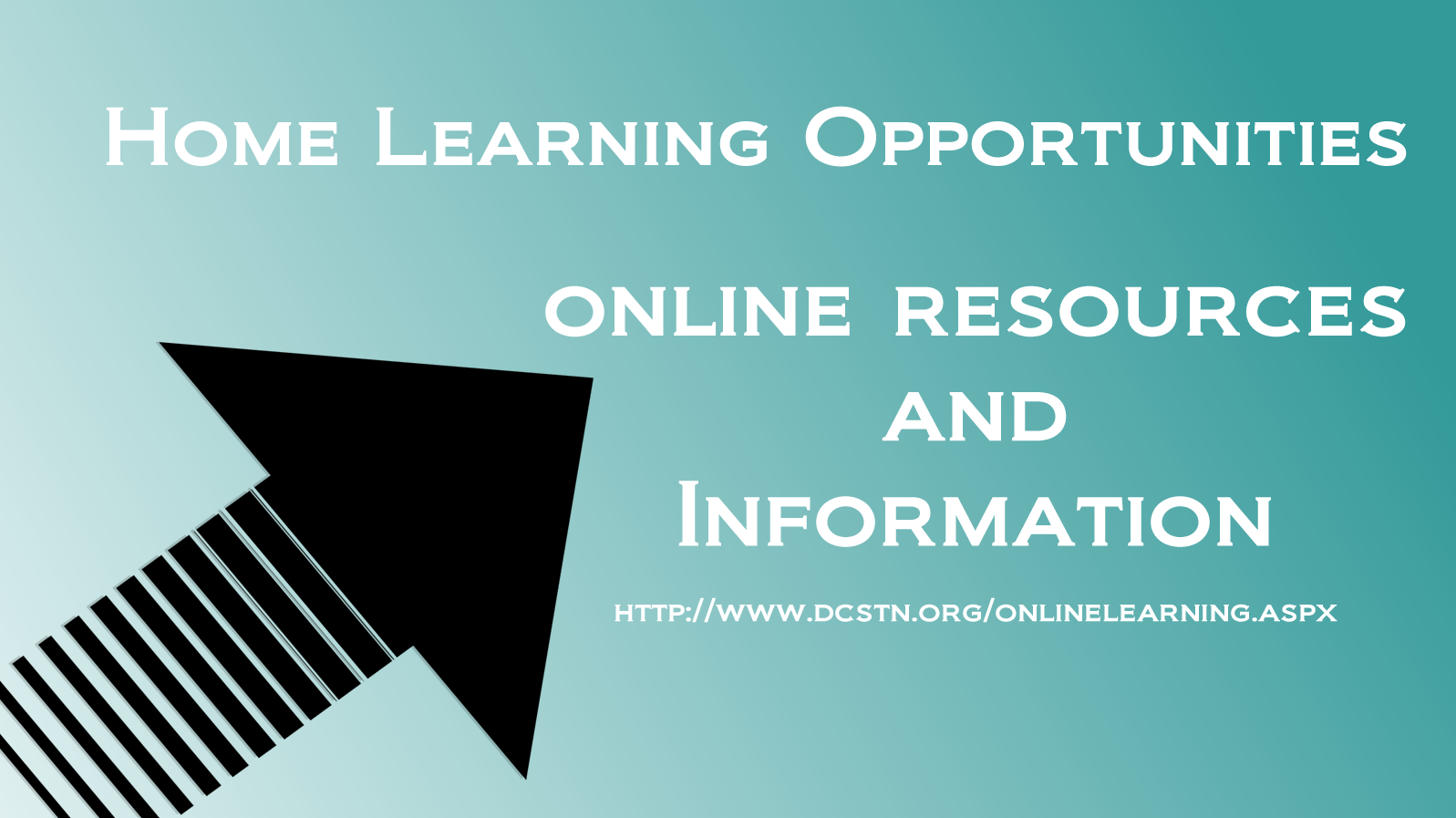 Home Learning Opportunities