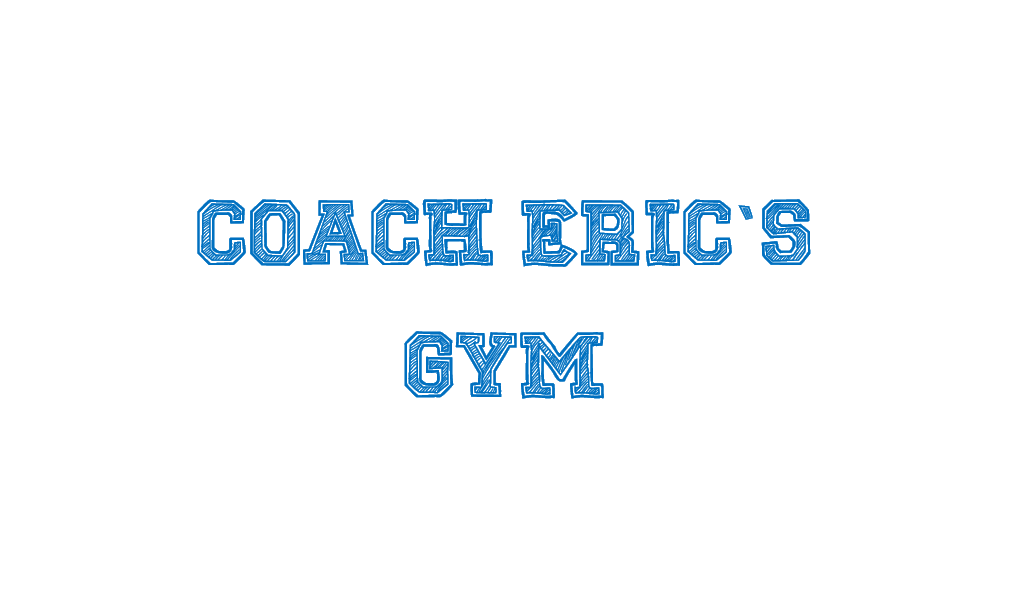Coach Eric's Online Learning