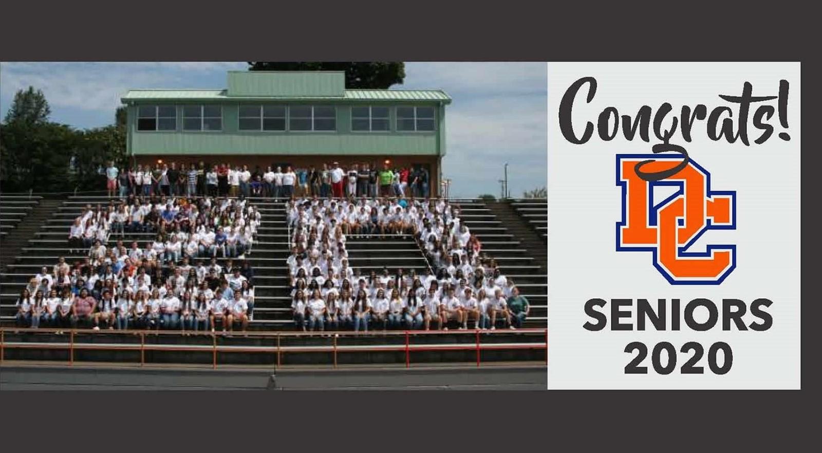 2020 DCHS Seniors