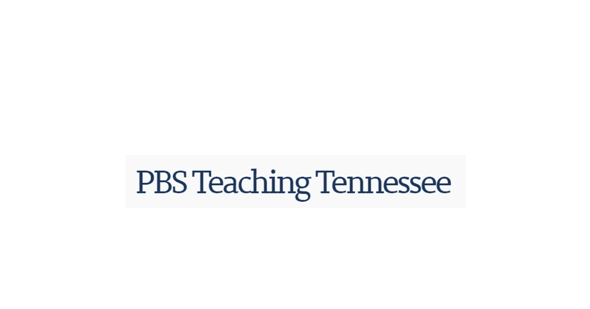 PBS Teaching TN