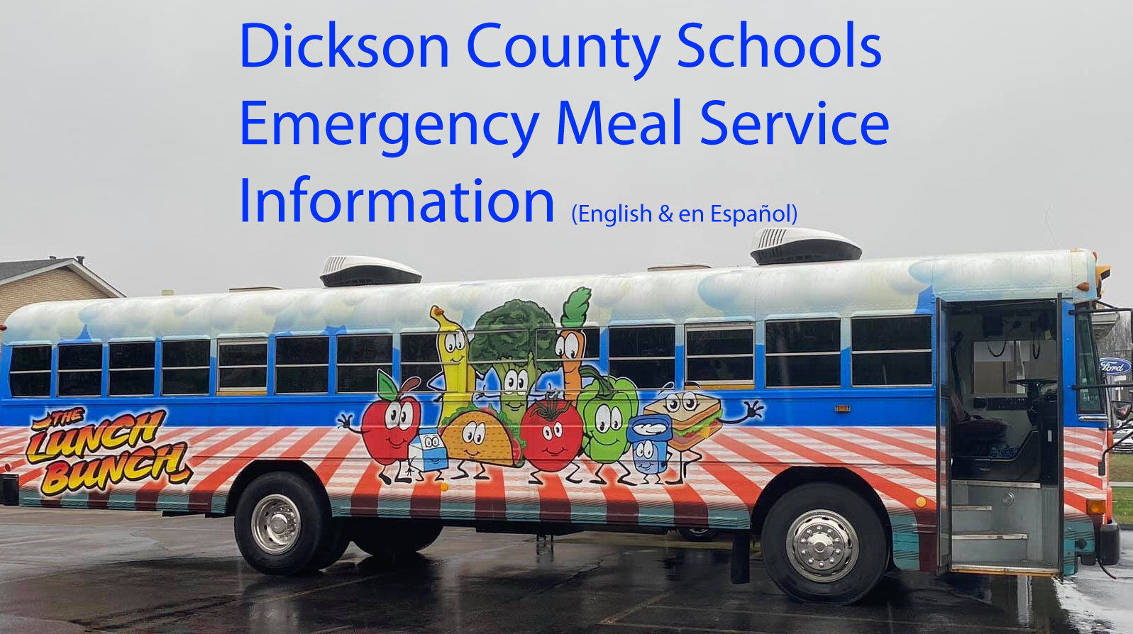 Emergency Meal Services