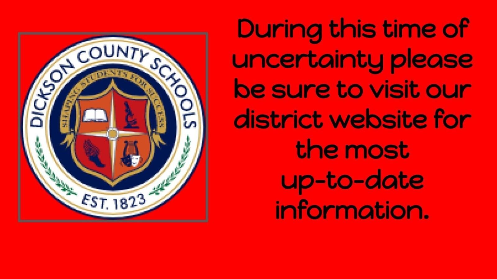 District Website link