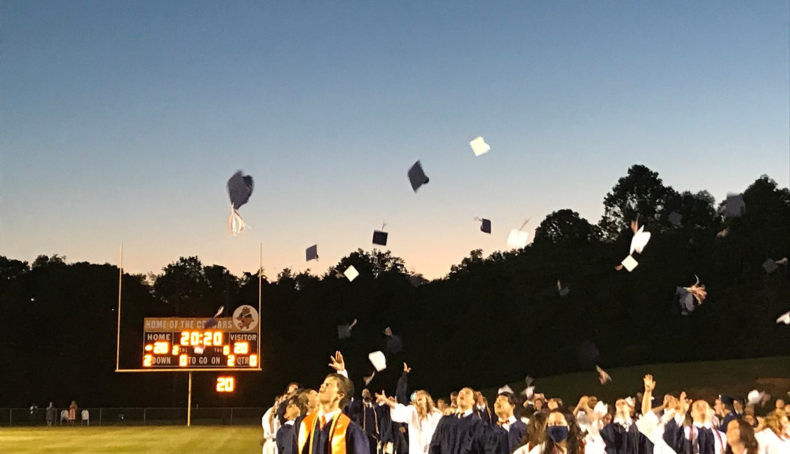 2020 DCHS Graduation