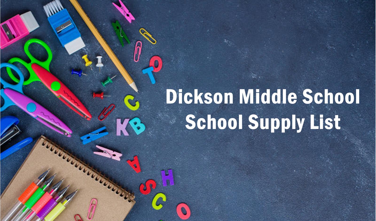 DMS Supplies