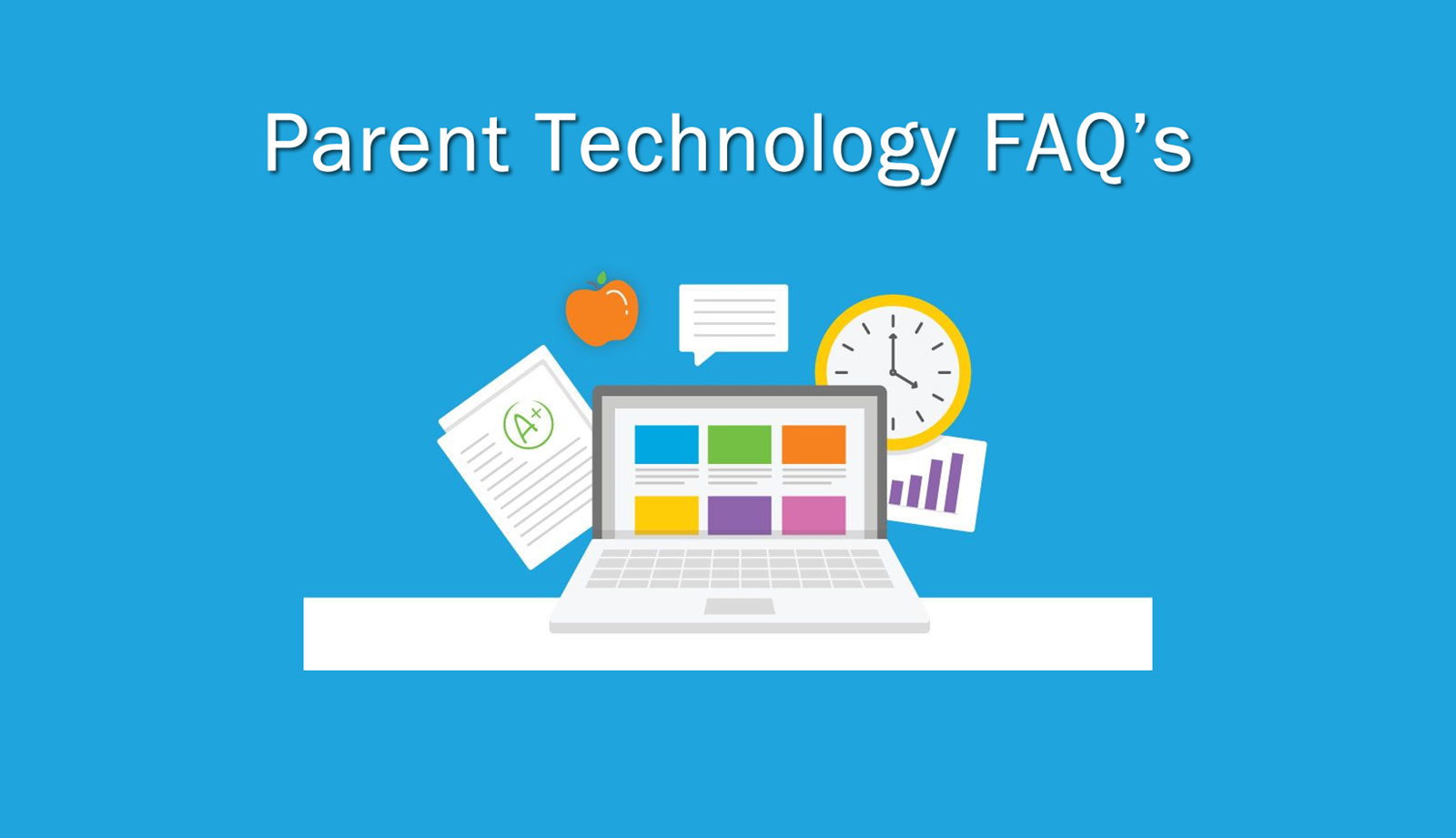 Parent Tech FAQs