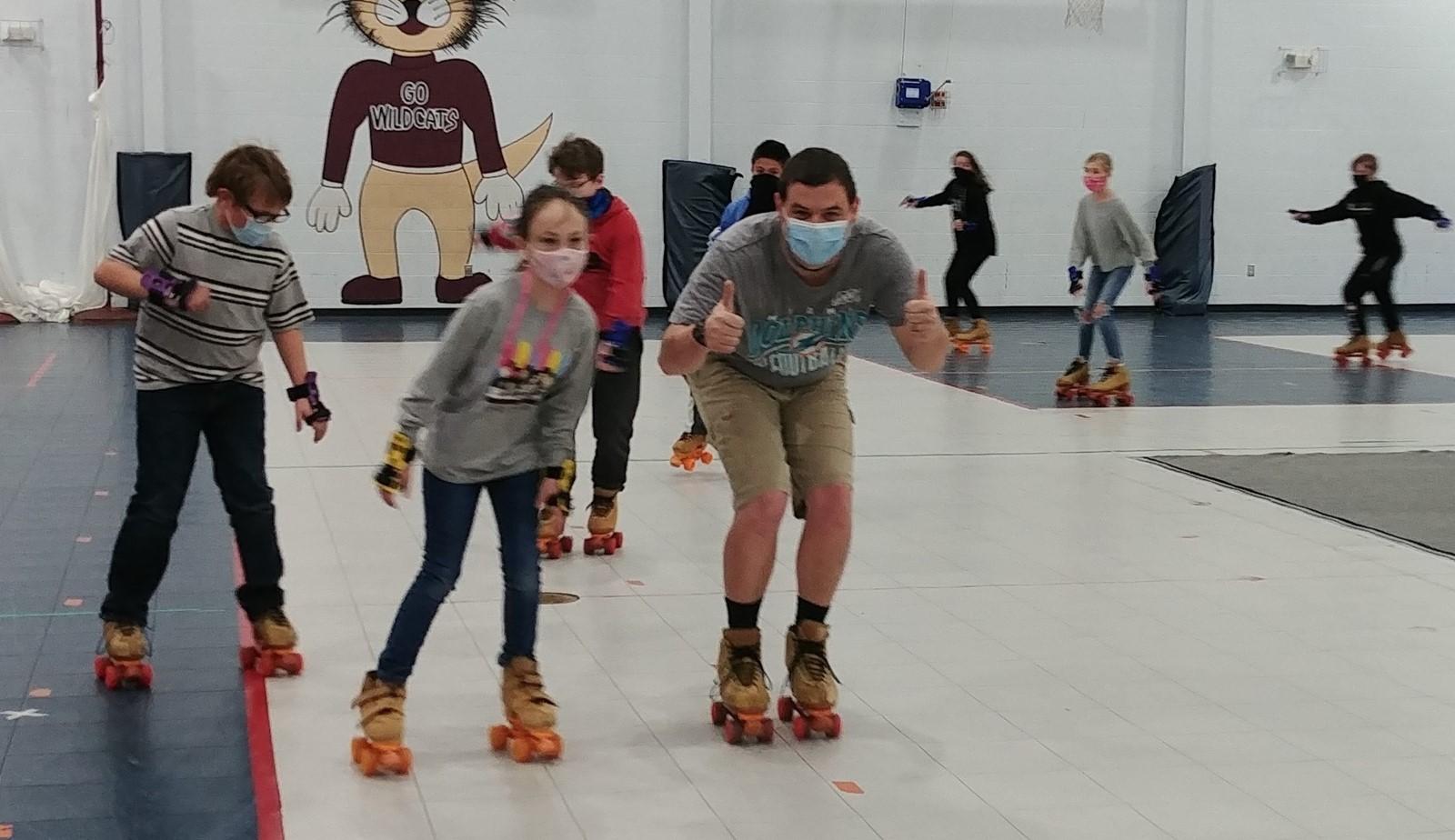 Skate 2021 Mr. Clay