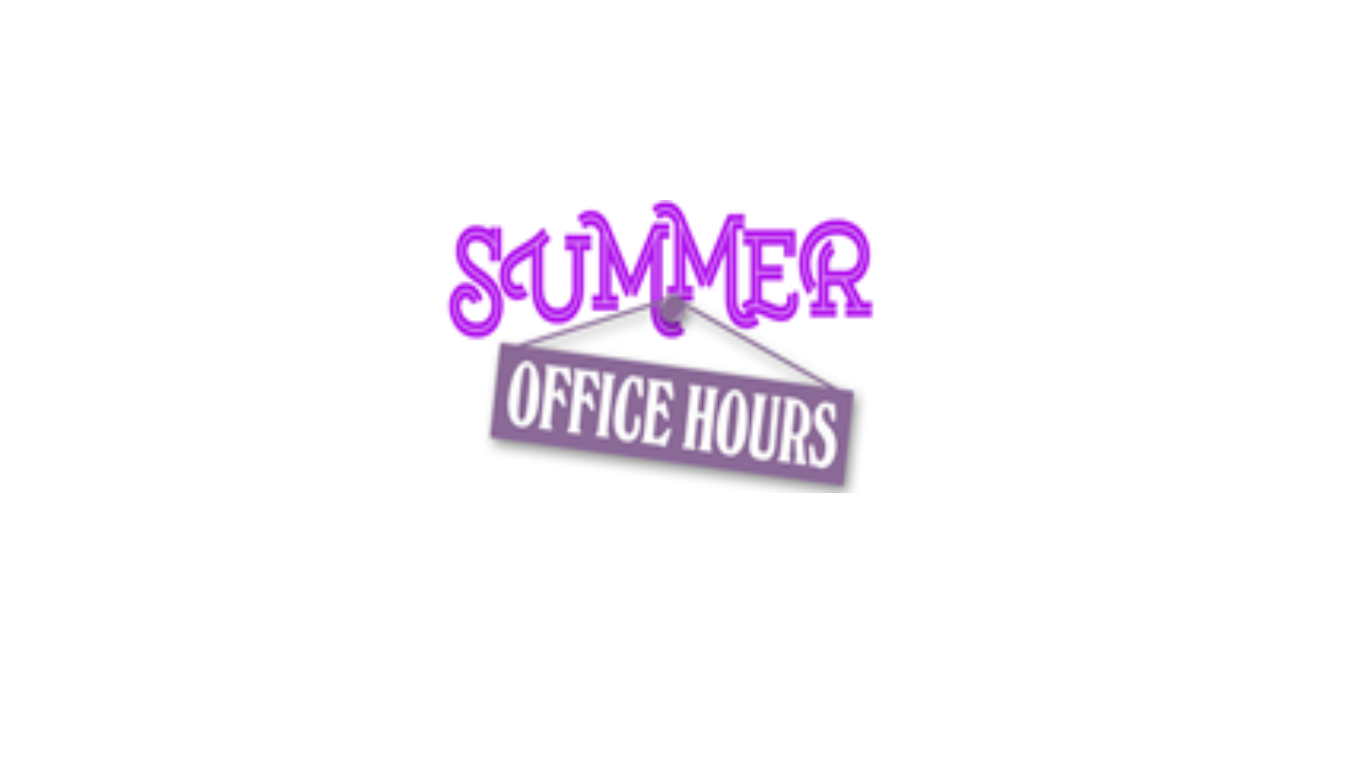 Click to view July's office hours