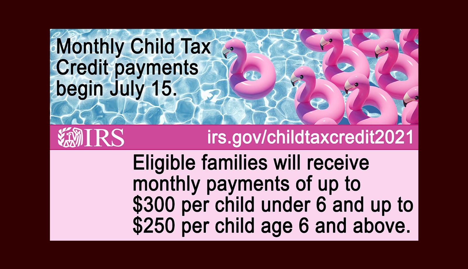 Advanced Child Tax Credit