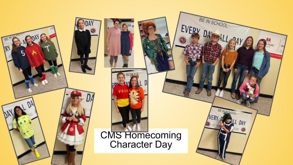 CMS Homecoming