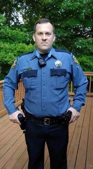 Officer Joshua Liberty