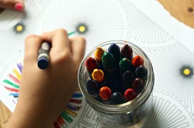 PreK Crayons