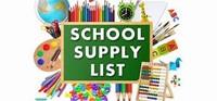 DMS Supply list