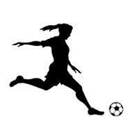 lady soccer