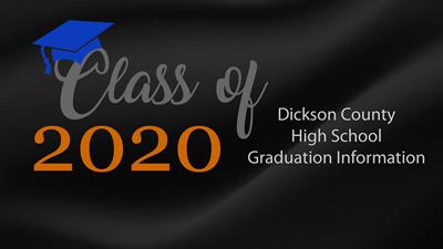 DCHS Graduation